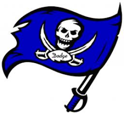 Dodge High School mascot