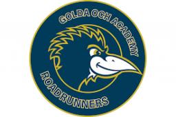 Golda Och Academy mascot
