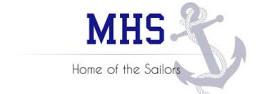 Mapleton Senior High School mascot