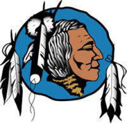 Marty Indian High School mascot