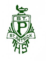 North Platte St. Patrick High School mascot