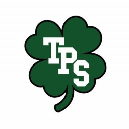 The Patrick School mascot