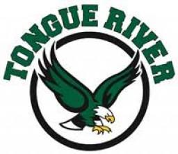 Tongue River High School mascot