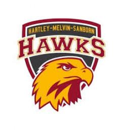 Hartley Melvin Sanborn High School mascot