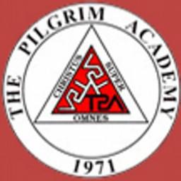 The Pilgrim Academy mascot